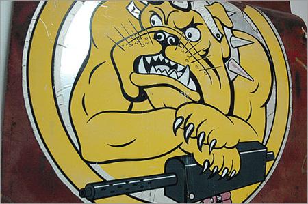 mascot-door